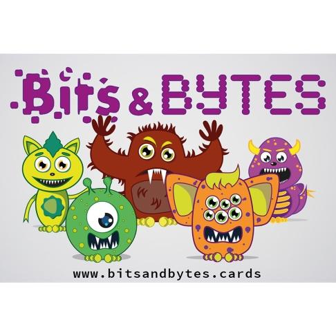 11-035 Bits Bytes monsters