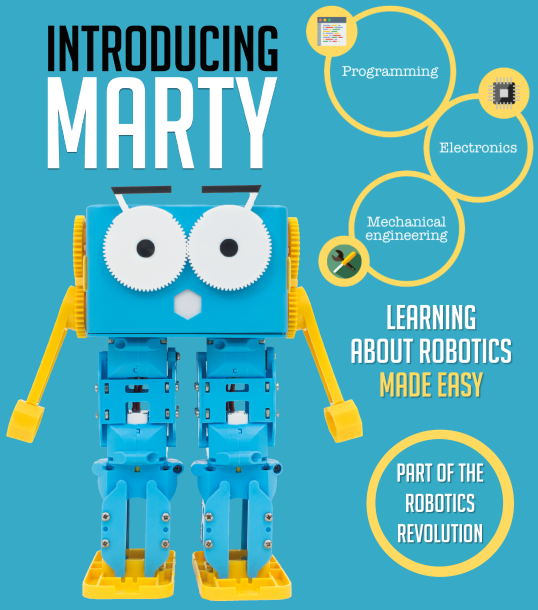 Marty Info Graphic
